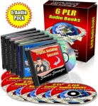 7 Marketing PLR Audio eBooks